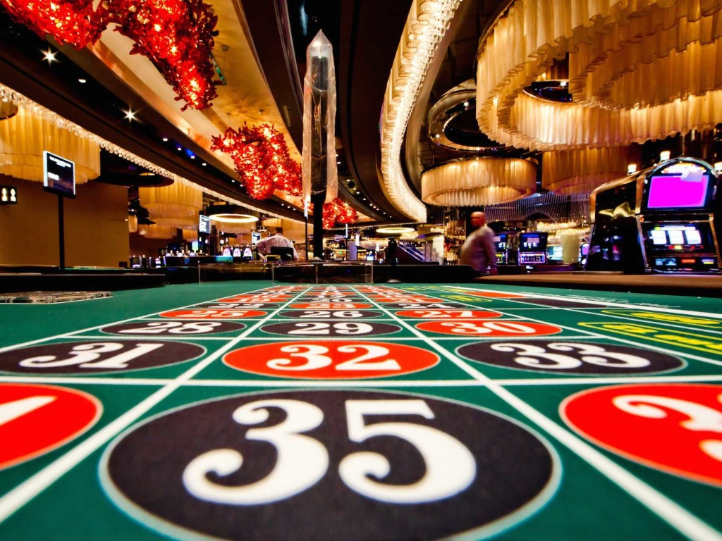 Casino en ligne : casino terrestre ? casino en ligne ?